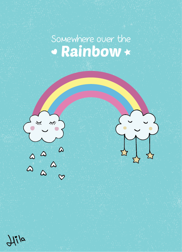MissCupcakes | Over The Rainbow | Sale - מבצע